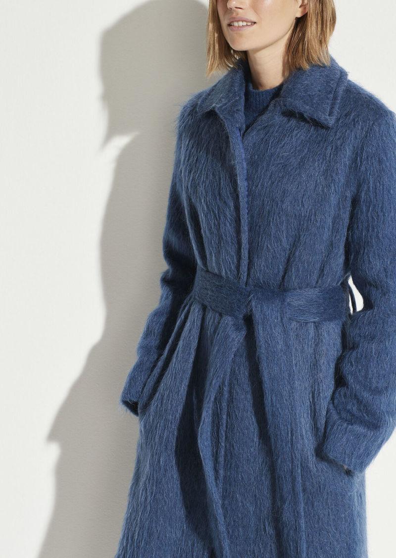 Vince Belted Slim Coat