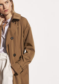 Vince Belted Trench