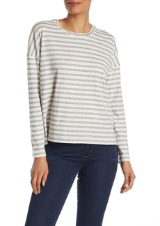 Vince Bengal Stripe Long Sleeve T-Shirt