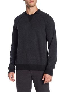 Vince Birdseye Crew Neck Sweater