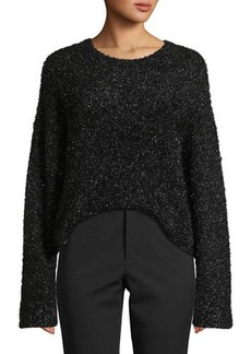 Vince Boxy Pullover Sweater Top