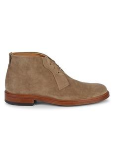 Vince Brunswick Suede Chukka Boots