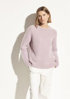 Vince Brushed Mohair Tunic
