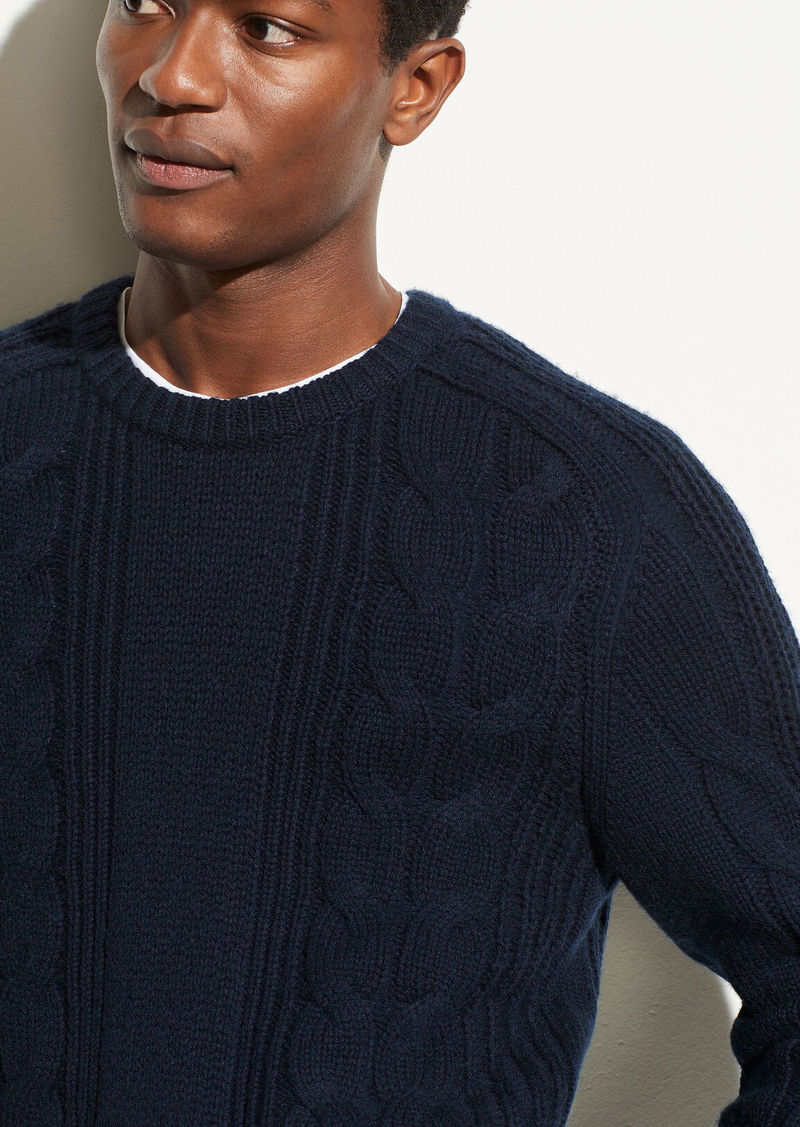 Vince Cable Knit Crew