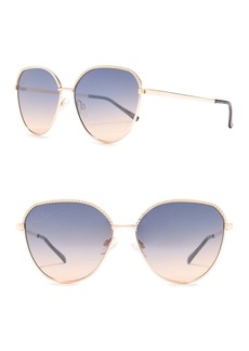 Vince Camuto 58mm Squared Sunglasses