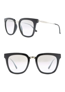 Vince Camuto 60mm Squared Sunglasses