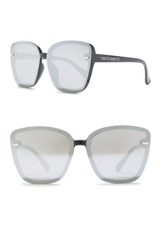 Vince Camuto 62mm Butterfly Sunglasses