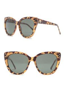 Vince Camuto 65mm Cat Eye Sunglasses