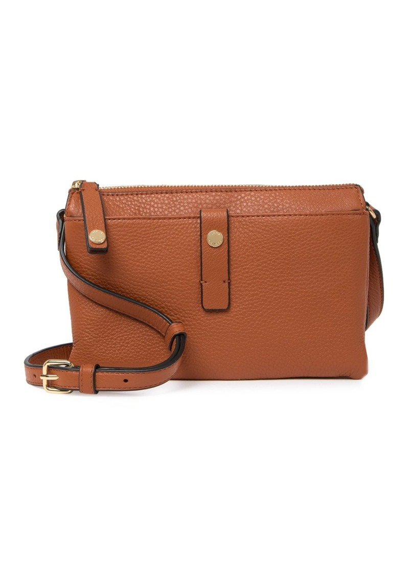 Vince Camuto Adler Leather Crossbody