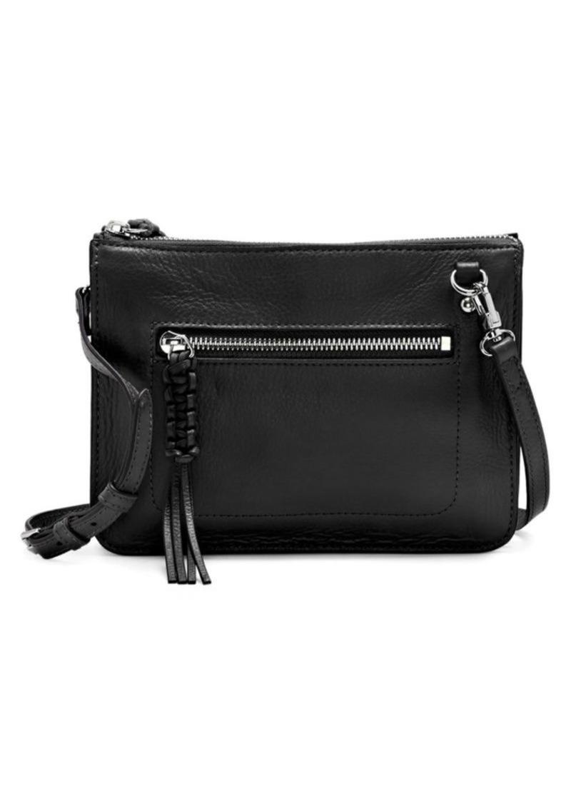 4e7ea87e6 SALE! Vince Camuto Aylif Leather Crossbody Bag