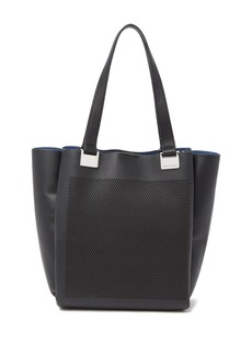 Vince Camuto Beatt Perforated Leather Tote
