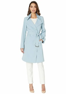 Vince Camuto Belted Trench V19722