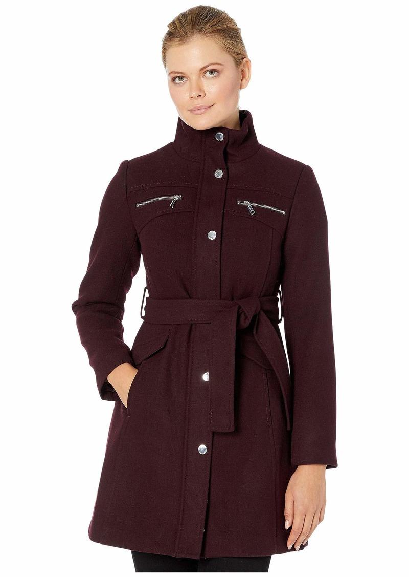 Vince Camuto Belted Wool Coat V29769