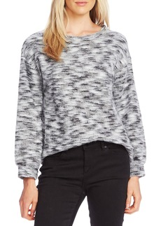 Vince Camuto Bubble Sleeve Top