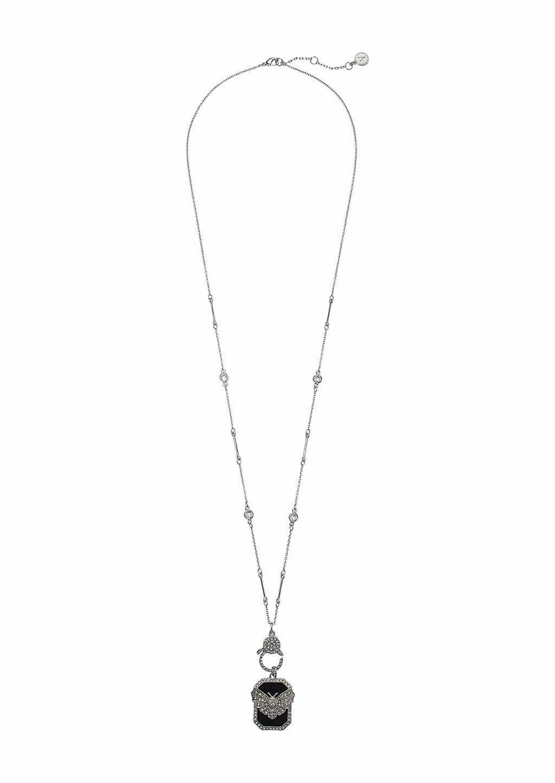 Vince Camuto Butterfly Charm Pendant Necklace