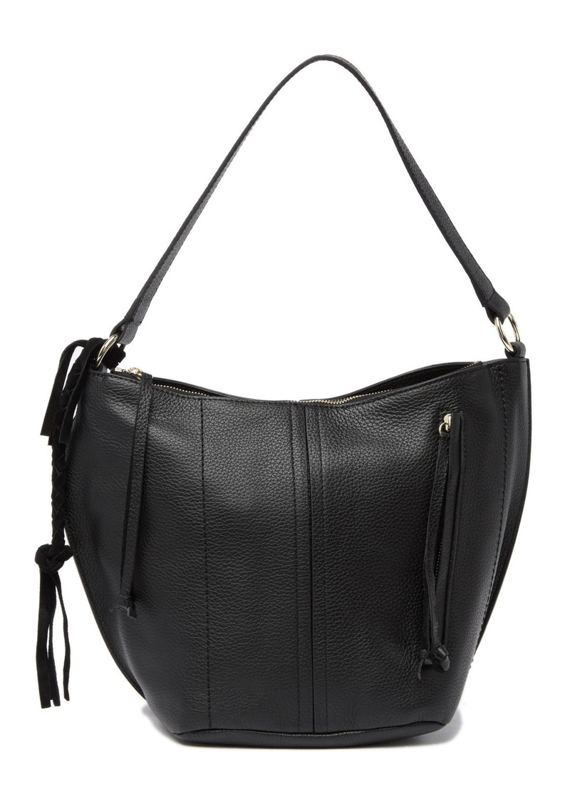 Vince Camuto Caol Leather Hobo Bag
