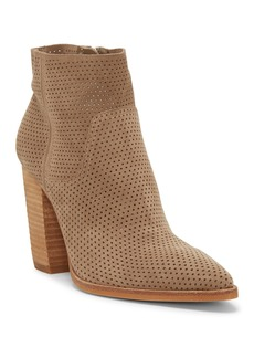 Vince Camuto Cava Perforated Bootie