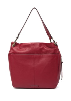 Vince Camuto Clem Leather Hobo Bag