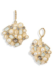 Vince Camuto Cluster Earrings