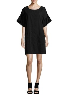Vince Camuto Cotton Shift Dress
