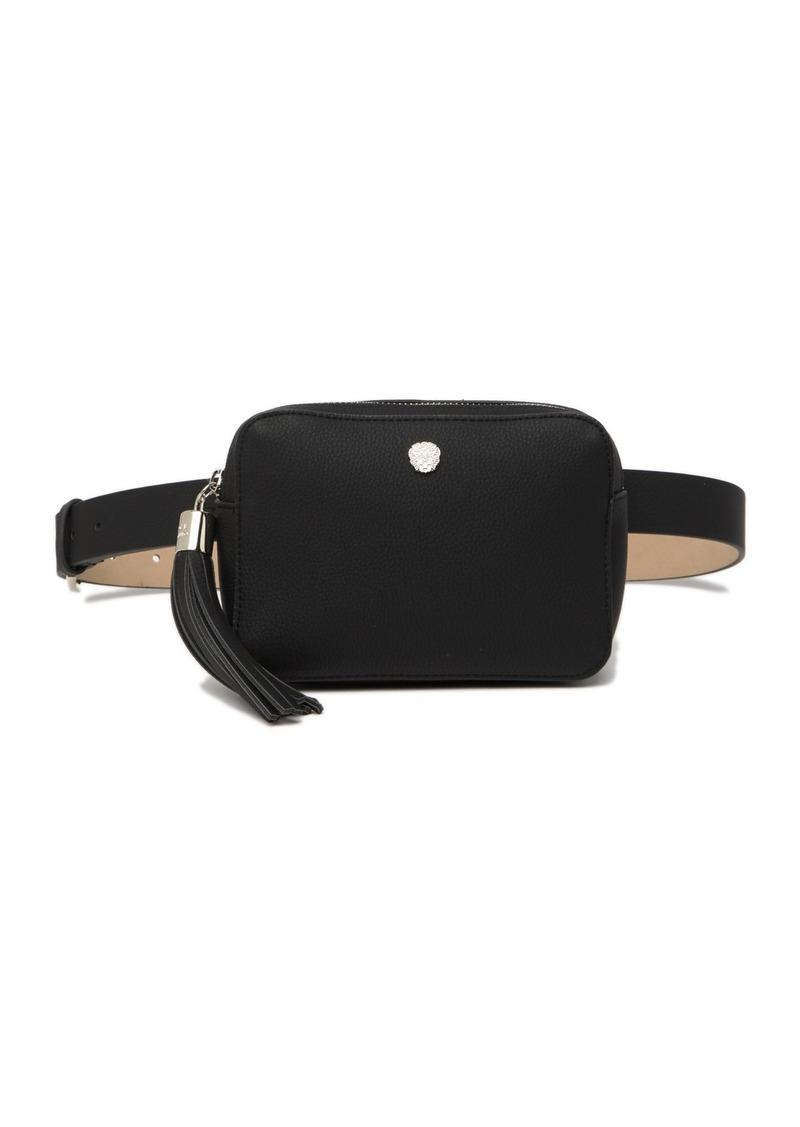Vince Camuto Crest Tassel Belt Bag