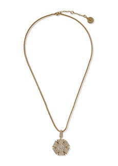 Vince Camuto Crystal Pave Pendant Necklace