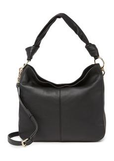 Vince Camuto Dian Pebbled Leather Shoulder Bag