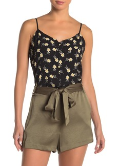 Vince Camuto Ditsy Floral Tank
