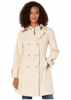 Vince Camuto Double Breast Trench V19720