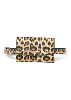 Vince Camuto Double Snap Envelope Belt Bag