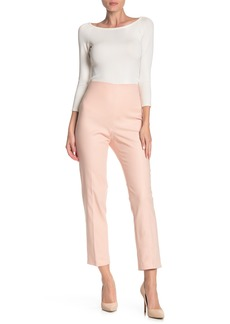 Vince Camuto Double Weave Ponte Ankle Pants