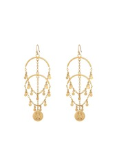 Vince Camuto Earrings with Mini Coins and Bee Charm