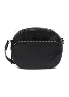 Vince Camuto Eroa Studded Leather Crossbody Bag