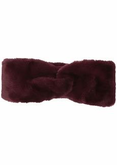 Vince Camuto Faux Fur Headwrap