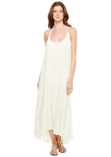 Vince Camuto Fiji Solids Racerback Maxi Dress Cover-Up