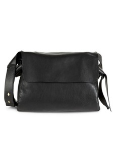 Vince Camuto Flap Leather Crossbody Bag
