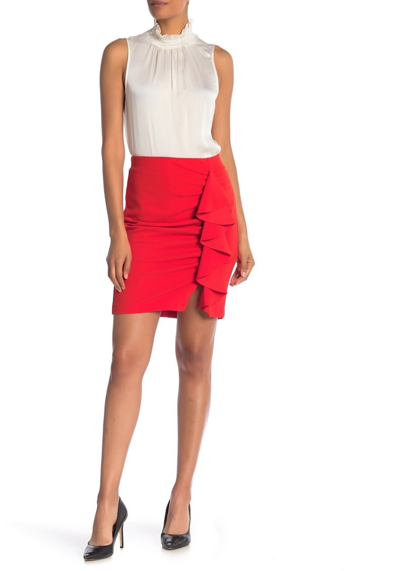 a05d4ba544 Vince Camuto Front Ruffle Pencil Skirt | Skirts