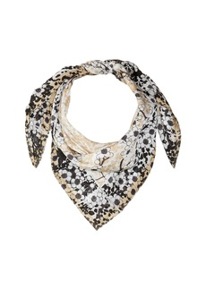 Vince Camuto Hyde Park in Bloom Bandana Scarf