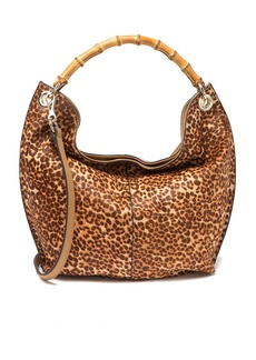Vince Camuto Iggy Genuine Calf Hair & Leather Hobo Bag