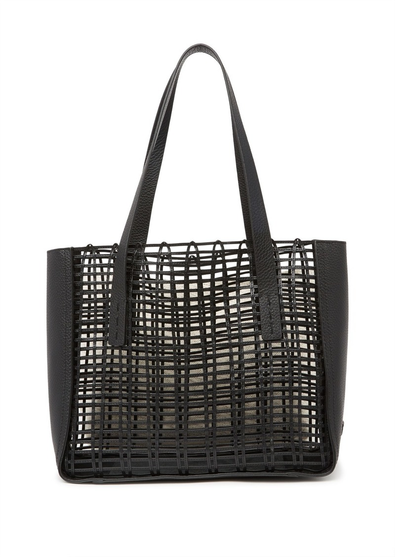Vince Camuto Jeana Small Leather Tote