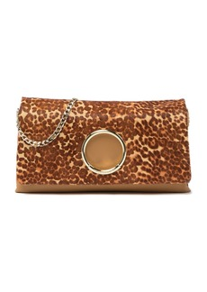Vince Camuto Kimi Genuine Calf Hair Clutch