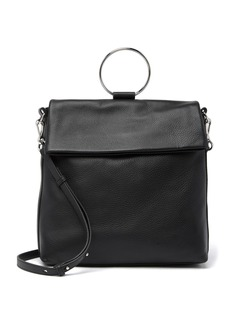 Vince Camuto Kimi Ring Top Leather Backpack