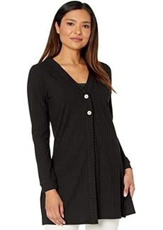 Vince Camuto Long Sleeve Two-Button Cardigan