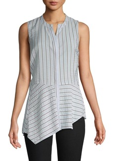 Vince Camuto Modern Canopy Asymmetric Top