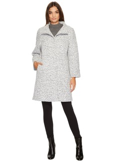 Vince Camuto Novelty Wool Coat N1341