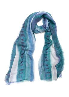 Vince Camuto Oblong Tissue Wrap Scarf
