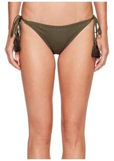 Vince Camuto Pacific Coast Studded String Bikini Bottom