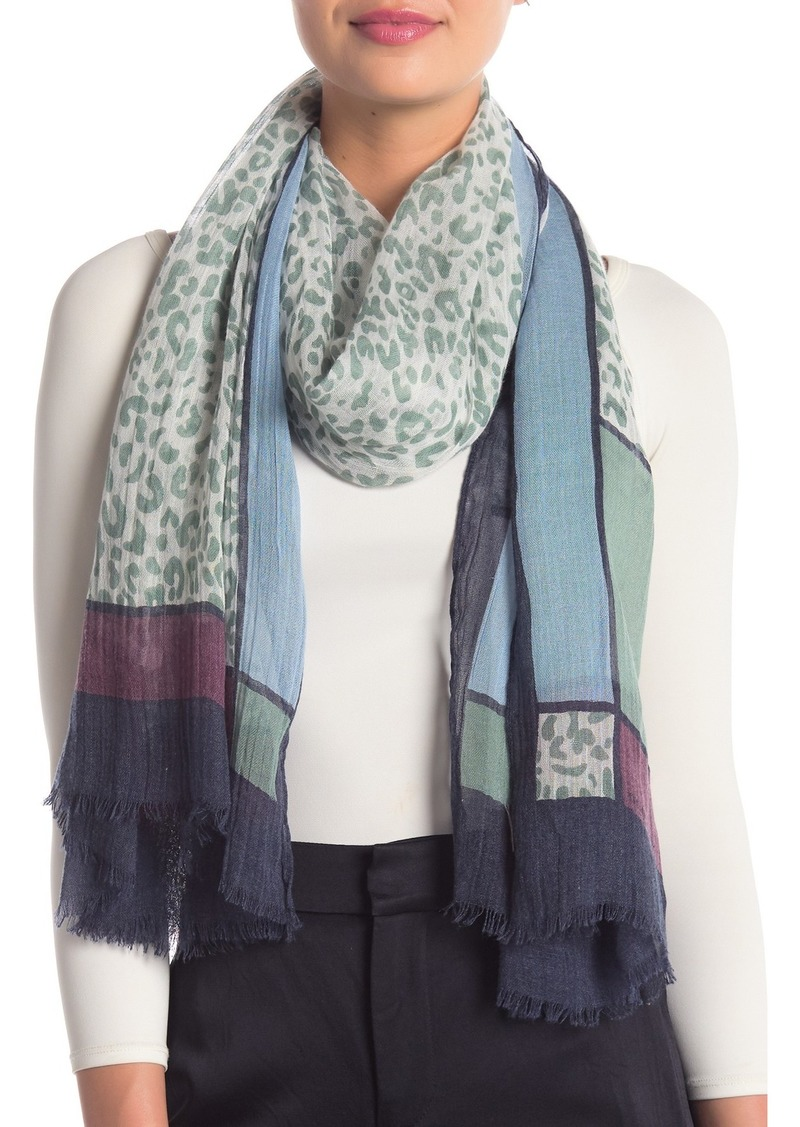 Vince Camuto Palm Springs Poolside Scarf