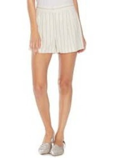 Vince Camuto Pinstripe Shorts