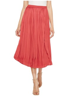 Vince Camuto Pleated Rumple Skirt